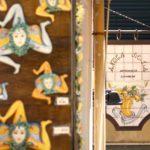 castelmola, artigianato souvenir