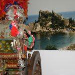 sicilia - carretto e isola bella