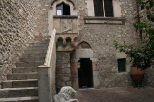 taormina - palazzo corvaia