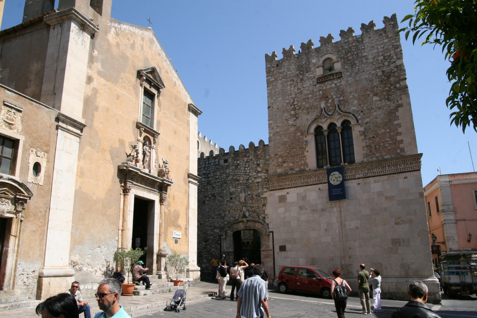 taormina - palazzo corvaja - Residence Taormina Villa Oasis