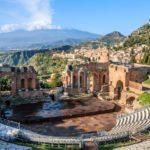 taormina teatro greco
