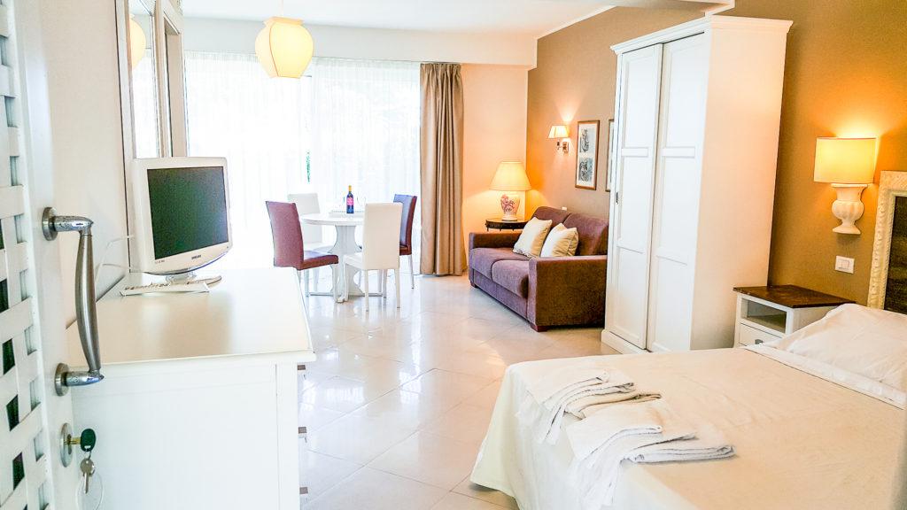 Read more Garden Suite Studio Apartment