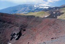 Etna - Cratere bottoniera Greco del 2002