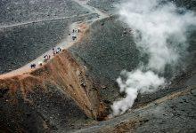etna - crateri barbagallo del 2002
