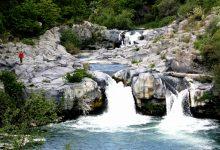 fiume alcantara - vulli o gurne passerella