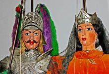 cultura pupi siciliani